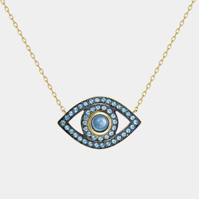 Netali Nissim - Girocollo Big Eye | Rosanna Cattolico gioielli