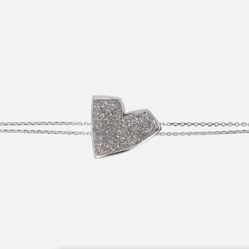 Netali Nissim - Bracciale Big Heart | Rosanna Cattolico gioielli